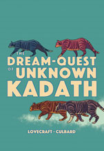 Image: HP Lovecraft: Dream Quest of Unknown Kadath GN  - Selfmadehero