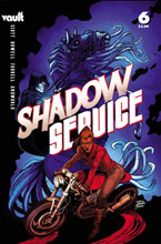 Image: Shadow Service #6 (cover A - Howell) - Vault Comics