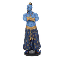 Image: Disney Showcase Figure: Live Action Genie  - Enesco Corporation