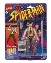 Image: Spider-Man Vintage Jonah Jameson  (6-inch) Action Figure Case - Hasbro Toy Group