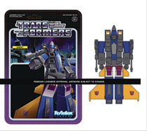 Image: Transformers ReAction Figure: Dirge W3  - Super 7