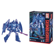 Image: Transformers Gen Studio Series Voyager Scourge Action Figure Case  - Hasbro Toy Group