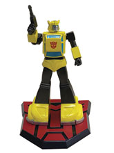 Image: Transformers PVC Statue: Bumblebee  (9-inch) - PCS Collectibles