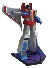 Image: Transformers PVC Statue: Starscream  (9-inch) - PCS Collectibles