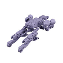 Image: 30 Minute Mission Model Kit: Space Craft Purple Ext Arm Vehicle  - Bandai Hobby