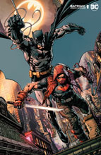 Image: Batman: Urban Legends #1 (variant Batman/Red Hood cover - David Finch) - DC Comics