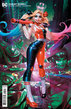 Image: Harley Quinn #1 (variant card stock cover - Derrick Chew)  [2021] - DC Comics