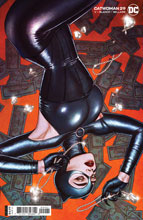 Image: Catwoman #29 (variant card stock cover - Jenny Frison) - DC Comics