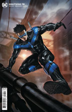 Image: Nightwing #78 (variant cover - Skan) - DC Comics
