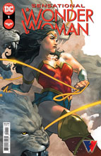 Image: Sensational Wonder Woman #1 - DC Comics