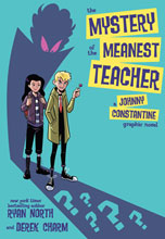 Image: Mystery of The Meanest Teacher: A Johnny Constantine Graphic Novel SC  - DC Comics