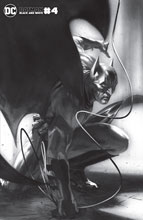 Image: Batman: Black & White #4 (variant cover - Gabriele Dell'Otto) - DC Comics