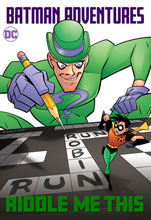 Image: Batman Adventures: Riddle Me This! SC  - DC Comics