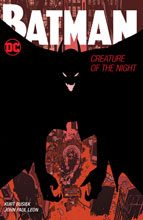 Image: Batman: Creature of the Night SC  - DC Comics