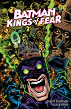 Image: Batman: Kings of Fear SC  - DC Comics