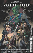 Image: Justice League #59 (variant cover - Jim Lee Snyder Cut) - DC Comics
