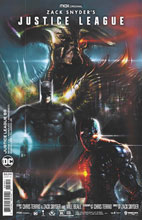 Image: Justice League #59 (variant cover - Liam Sharp Snyder Cut) - DC Comics