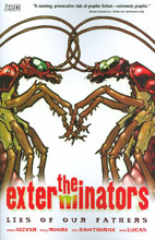 Image: Exterminators Vol. 03: Lies of Our Fathers SC  - DC Comics