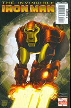 Image: Invincible Iron Man #5 (Monkey variant cover) - Marvel Comics