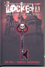 Image: Locke & Key Vol. 01: Welcome to Lovecraft HC  - IDW Publishing