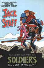 Image: Jack Staff Vol. 02 Soldiers  (new printing) SC - Image Comics
