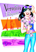 Image: Archie & Friends All Stars Vol. 01: Veronica Passport SC  - Archie Comic Publications