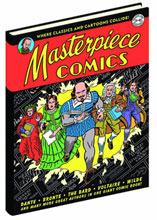 Image: Masterpiece Comics HC  - Drawn & Quarterly