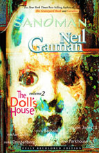 Image: Sandman Vol. 02: The Doll's House SC  (new edition) - DC Comics - Vertigo