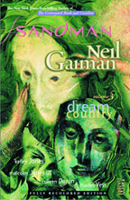 Image: Sandman Vol. 03: Dream Country SC  (new edition) - DC Comics - Vertigo