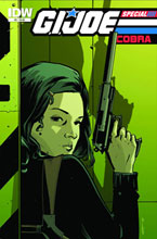 Image: G.I. Joe: Cobra Special #2 - IDW Publishing