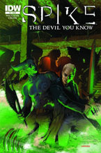 Image: Spike: The Devil You Know #4 - IDW Publishing
