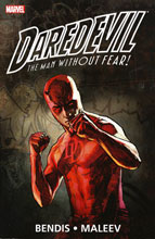 Image: Daredevil by Bendis & Maleev Ultimate Collection Book 02  - Marvel Comics