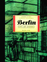 Image: Berlin Vol. 01: City of Stones SC  - Drawn & Quarterly