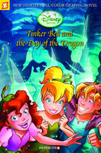 Image: Disney Fairies Vol. 03: Tinker Bell - Day of the Dragon SC  - Papercutz