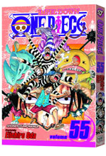 Image: One Piece Vol. 55 SC  - Viz Media LLC