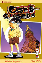 Image: Case Closed Vol. 36 SC  - Viz Media LLC