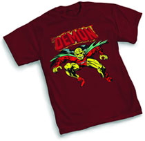 Image: Demon by Kirby T-Shirt  (L) - Graphitti Designs