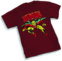 Image: Demon by Kirby T-Shirt  (XL) - Graphitti Designs