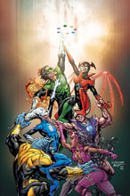 Image: Green Lantern: New Guardians #1 - DC Comics