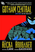 Image: Gotham Central Book 03: On the Freak SC  - DC Comics