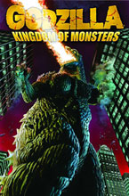 Image: Godzilla: Kingdom of Monsters Vol. 01 SC  - IDW Publishing