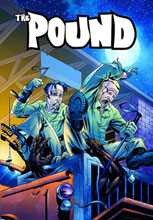 Image: Pound GN  - IDW Publishing