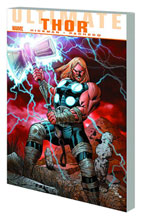 Image: Ultimate Comics Thor SC  - Marvel Comics