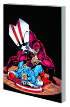 Image: Captain America by Dan Jurgens Vol. 02 SC  - Marvel Comics