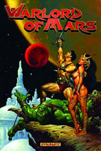 Image: Warlord of Mars Vol. 01 SC  - D. E./Dynamite Entertainment