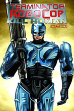 Image: Terminator / Robocop: Kill Human #3 - D. E./Dynamite Entertainment