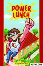 Image: Power Lunch: First Course HC  - Oni Press Inc.