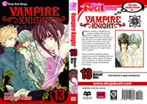 Image: Vampire Knight Vol. 13 SC  - Viz Media LLC