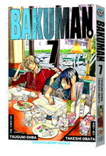 Image: Bakuman Vol. 07 SC  - Viz Media LLC