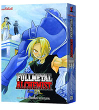 Image: Fullmetal Alchemist 3-In-1 Edition Vol. 03  - Viz Media LLC
